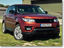 2014 Range Rover Sport vs Spitfire [video]