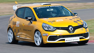 2014 Renault Clio Cup - 220HP and 270Nm