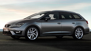 2014 Seat Leon ST - Style and Technology