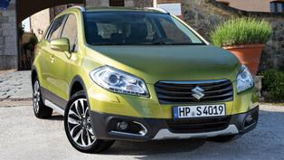 2014 Suzuki SX4 S-Cross - Price