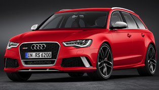 ABT Audi RS6 Avant - 666HP and 830Nm