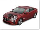 2014 Mazda6 i-ELOOP - 5.8 l / 100 km