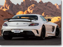 Mercedes-Benz SLS AMG Black Series - US Price $275,000