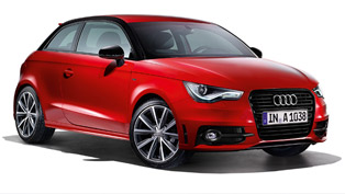 Audi A1 S-line Style Edition