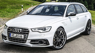 abt audi as6-r avant - 600hp and 750nm