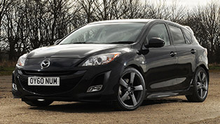 BBR Mazda 3 2.2 Diesel - 243HP and 529Nm