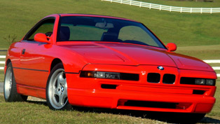 BMW 8-Series E31 - The Great Eight
