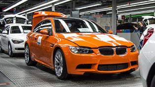 The Last Fourth-Generation BMW M3 Coupe