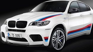 BMW X6 M Design Edition [leak pictures]