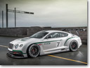 Bentley Continental GT3 Race Car Makes World Debut At Goodwood
