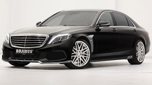 Brabus 2014 Mercedes-Benz S-Class - Powerful, Fast, Individual and Exclusive