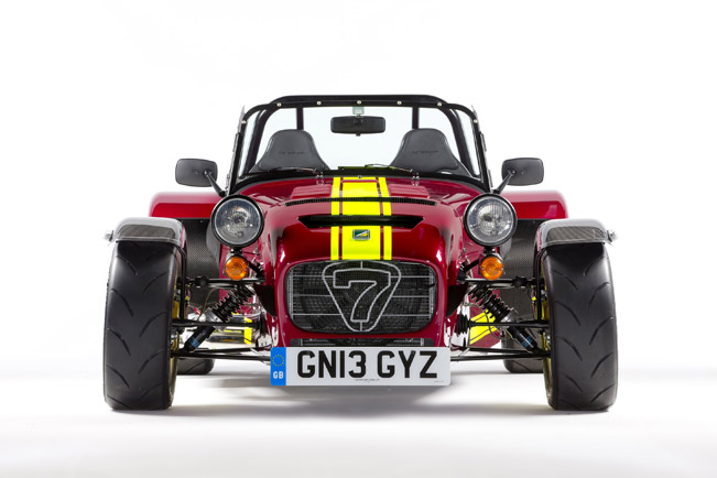 Caterham Seven 620r Revealed And To Make Debut At Goodwood Festival