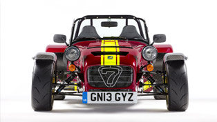 Caterham Seven 620R Revealed And To Make Debut At Goodwood Festival of Speed