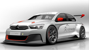 Citroen C-Elysee WTCC - 380HP and 400Nm