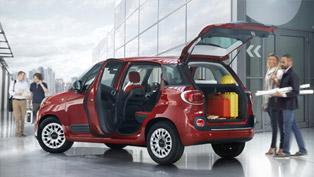 Premiere For Fiat 500L Pro