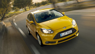 ford focus st and fiesta st to feature mountune upgrades [video]