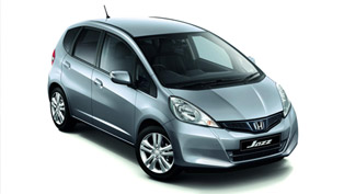 Honda Introduces Jazz ES Plus