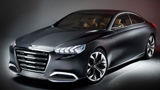 Hyundai HCD-14 Genesis Concept Car of the Year