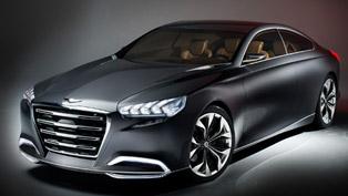 Hyundai HCD-14 Genesis Concept Car of the Year