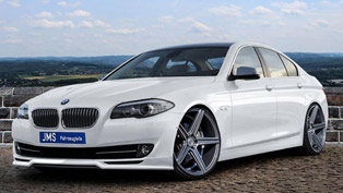 JMS BMW 5-Series F10