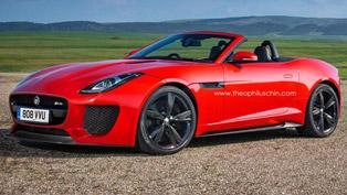 jaguar f-type rs [render]