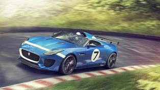 jaguar project 7 concept car to debut at goodwood [video]
