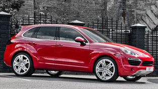 Kahn Porsche Cayenne 3.0 Diesel V6 Supersport Wide Track