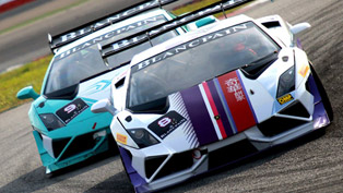 Lamborghini Blancpain Super Trofeo Series With Debut In North America