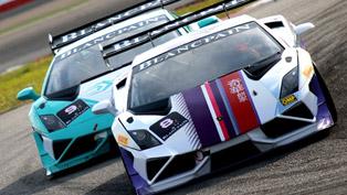 Lamborghini Blancpain Super Trofeo Series With Debut In North America