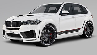 lumma design clr x5 rs based on 2014 bmw x5