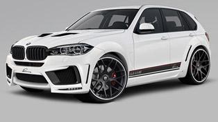 Lumma Design CLR X5 RS based on 2014 BMW X5