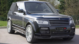 Mansory 2013 Range Rover Sport