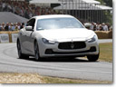 Maserati Ghibli Makes UK Debut At Goodwood Festival Of Speed