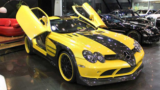 Mercedes-Benz SLR Hamann Volcano on Sale