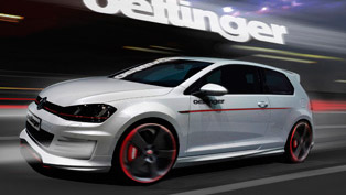 oettinger volkswagen golf vii gti – traditionally quick