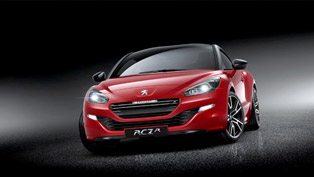 First Images And Specification Details Of Peugeot RCZ R Revealed
