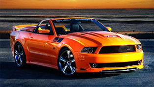 saleen 351 mustang goes public and is ready for production