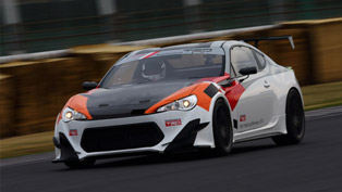 debut of toyota gt 86 trd griffon project at goodwood [video]