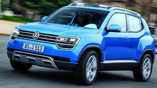 Volkswagen Taigun Concept [video]