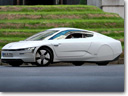 Volkswagen XL1 in London – 0.9 l per 100 km