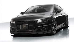 teaser: wald international audi a7 sportback