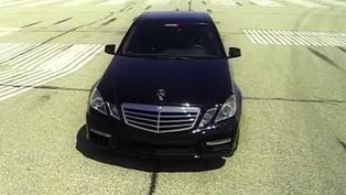 Mercedes-Benz E63 AMG Alpha 9 - 850HP and 1218Nm