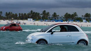 Fiat Catches A Wave On Vans US Open Of Surfing [VIDEO]