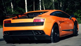 Lamborghini Gallardo Underground Racing R2 2005 HP — 1 mile in 21.852 seconds