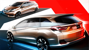 Exclusive: Honda Teases Brand New MPV