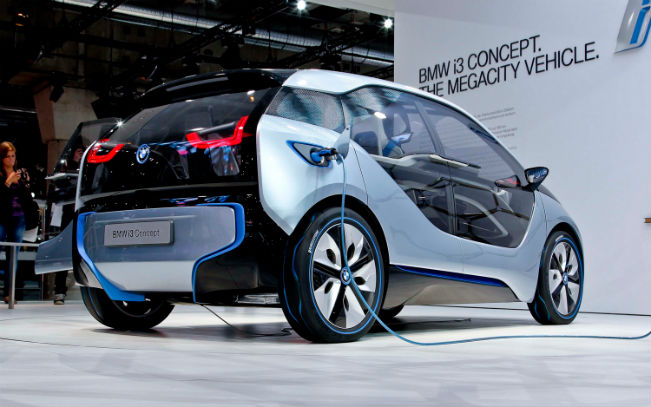 2014 Bmw I3 Us Price 42 275