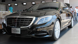 Mercedes-Benz S500 Plug-in Hybrid Confirmed for 2014