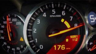 AMS Alpha Omega Nissan GT-R - 1/4 mile in 7.98 seconds with 299 km/h