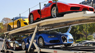Eleven Supercars Auctioned for €3.1 million