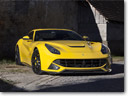 2013 Novitec Rosso Ferrari F12 Berlinetta Generates 774 Horsepower